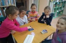 Занятия в библиотеке 1