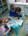 Занятия в библиотеке 2