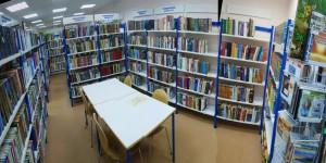 Библиотека № 25 - панорама 1