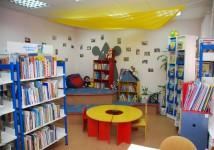 В библиотеке 25 - панорама 2