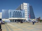 Сургутский университет - Фото из личных архивов сотрудников Центральной городской библиотеки