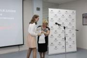 Обладатель Дитплома III степени в возрастной группе старше 14 лет Батурина Светлана