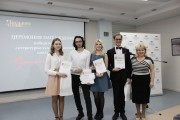 Победители конкурса Пушкин ЖИВ в возрастной категории страше 14 лет