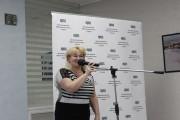 Член жюри конкурса руководитель театра-студии Рампа Плоп Татьяна Николаевна