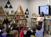 Знакомство с фондом зала детской литературы