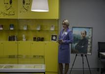 Анна Жадаева, заведующая библиотекой 21