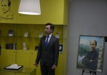 Фризен Владимир Петрович, председатель комитета культуры и туризма