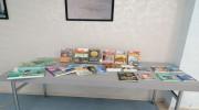 Выставка книг о Турции