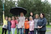 Групповой снимок участников