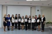 Награжденные дипломами за доклад