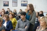 Юную сургутянку волновал вопрос, откуда поэты черпают вдохновение