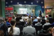 Творческая встреча с писателями В. Еновым и С.Динисламовой