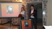 Салаватова Малика и Юманбетов Исраил рассказывают биографию Киплинга