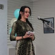 Снежана Суханова, дочь поэта П.А. Суханова