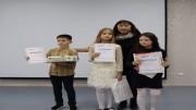 победители в младшей возрастной группе