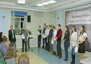 Студенты Сургутского Политехнического колледжа